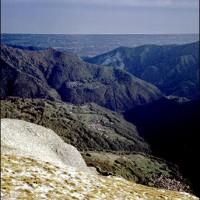 Monte Lieto, veduta panoramica.
