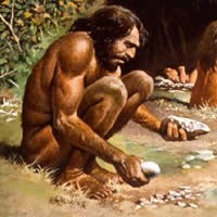 L'Uomo di Neanderthal.