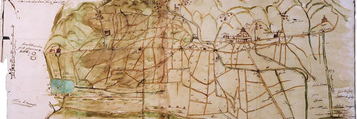 La cartografia storica